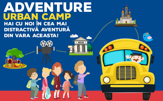adventure urban camp