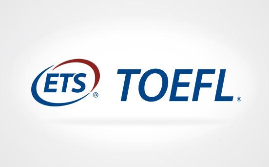 TOEFL exams certificate