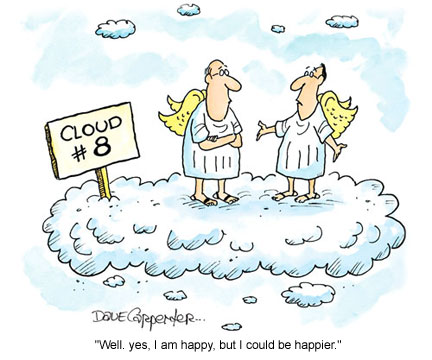 To be on Cloud Nine