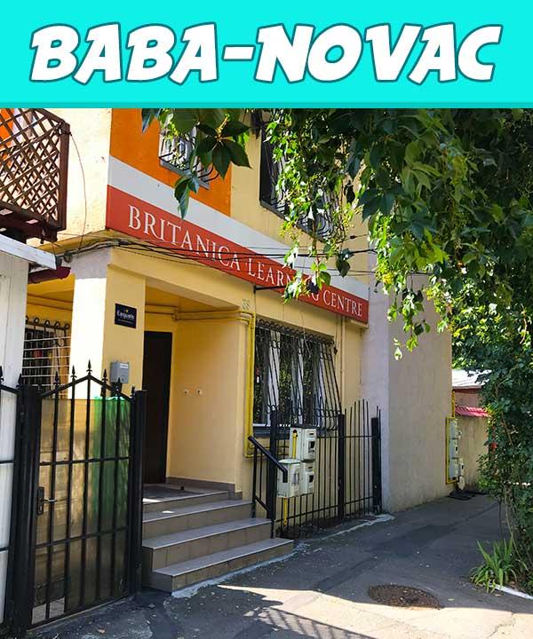 centrul Britanica - Baba Novac